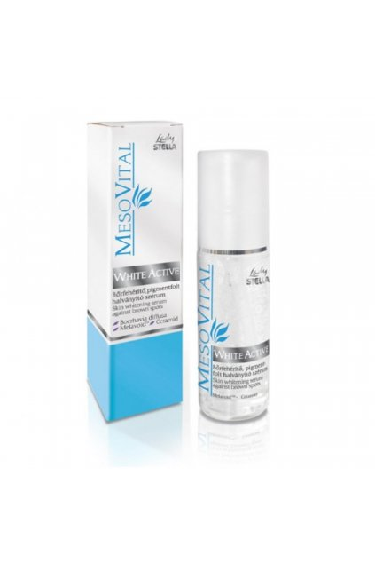 mesovital white serum