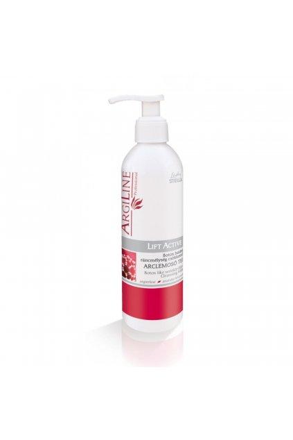 ARGILINE LIFT ACTIVE čistící pleťové mléko s botoxovým efektem - enzymatický peeling