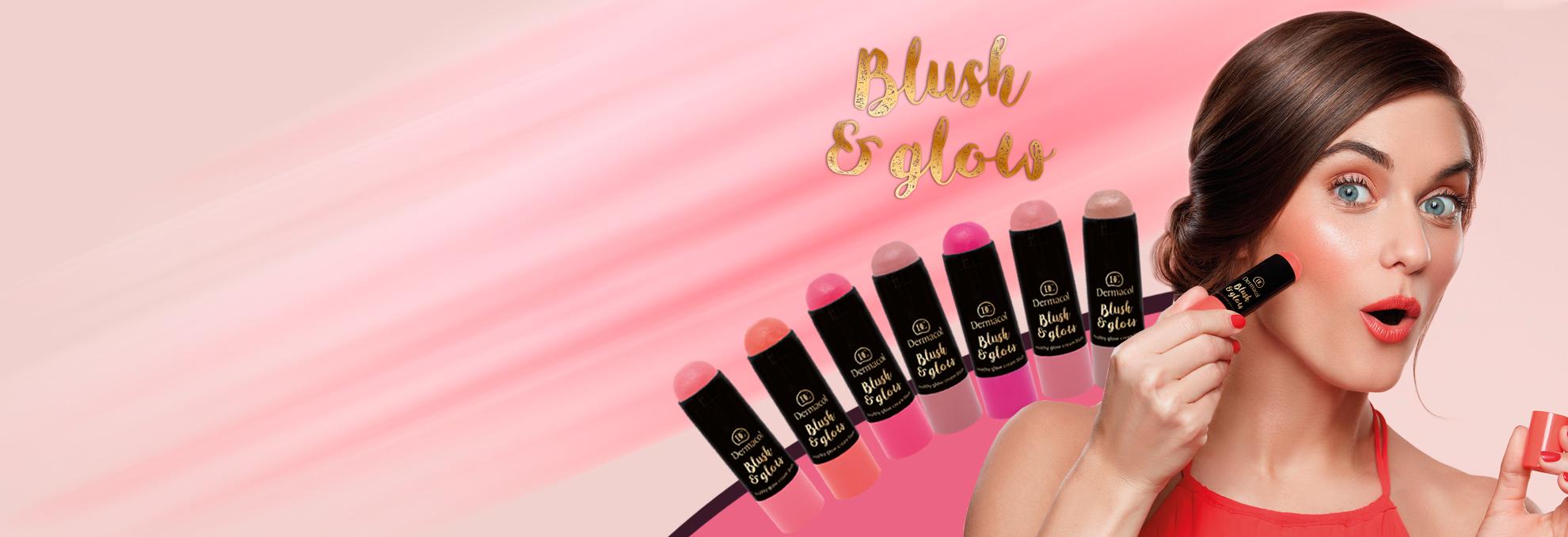 Blush & glow
