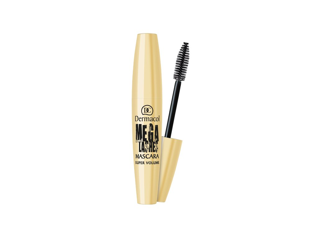 MEGA LASHES MASCARA - BLACK