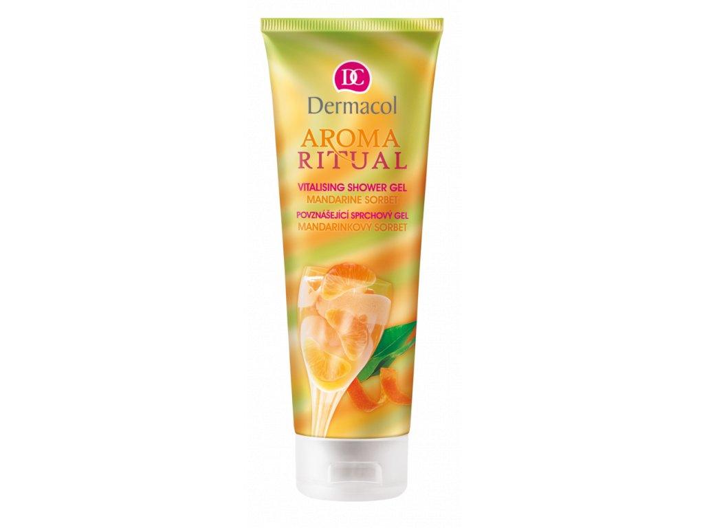 Aroma Ritual shower gel - mandarine sorbet