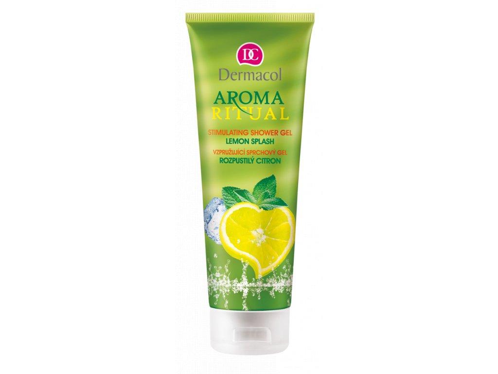 Aroma Ritual shower gel - lemon splash