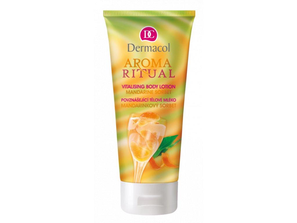 Aroma Ritual body milk Mandarine sorbet