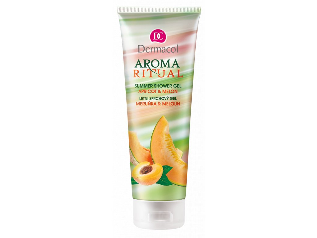 Aroma Ritual Summer Shower Gel Apricot & Melon