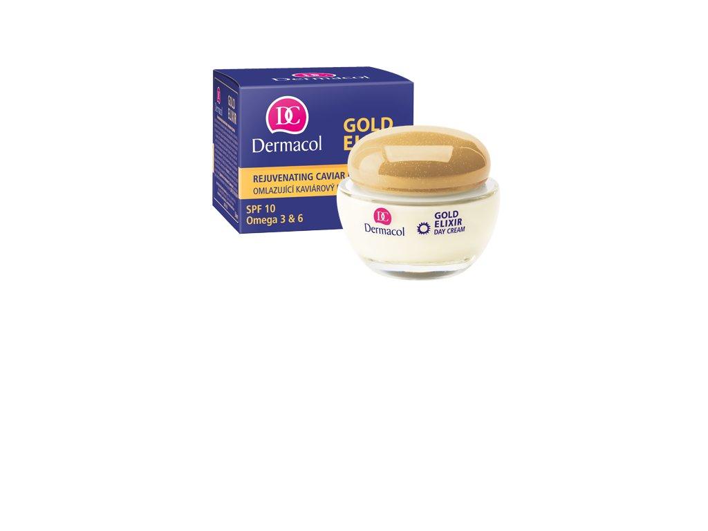 GOLD ELIXIR day cream