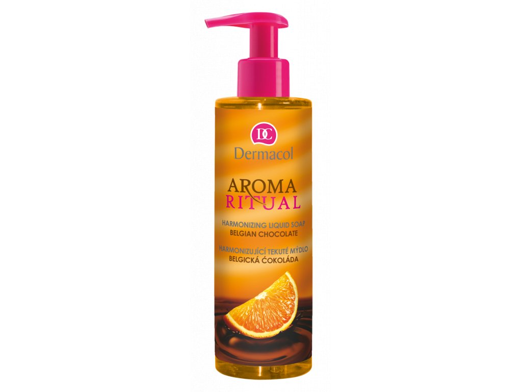 AROMA RITUAL HARMONIZING LIQUID SOAP BELGIAN CHOCOLATE