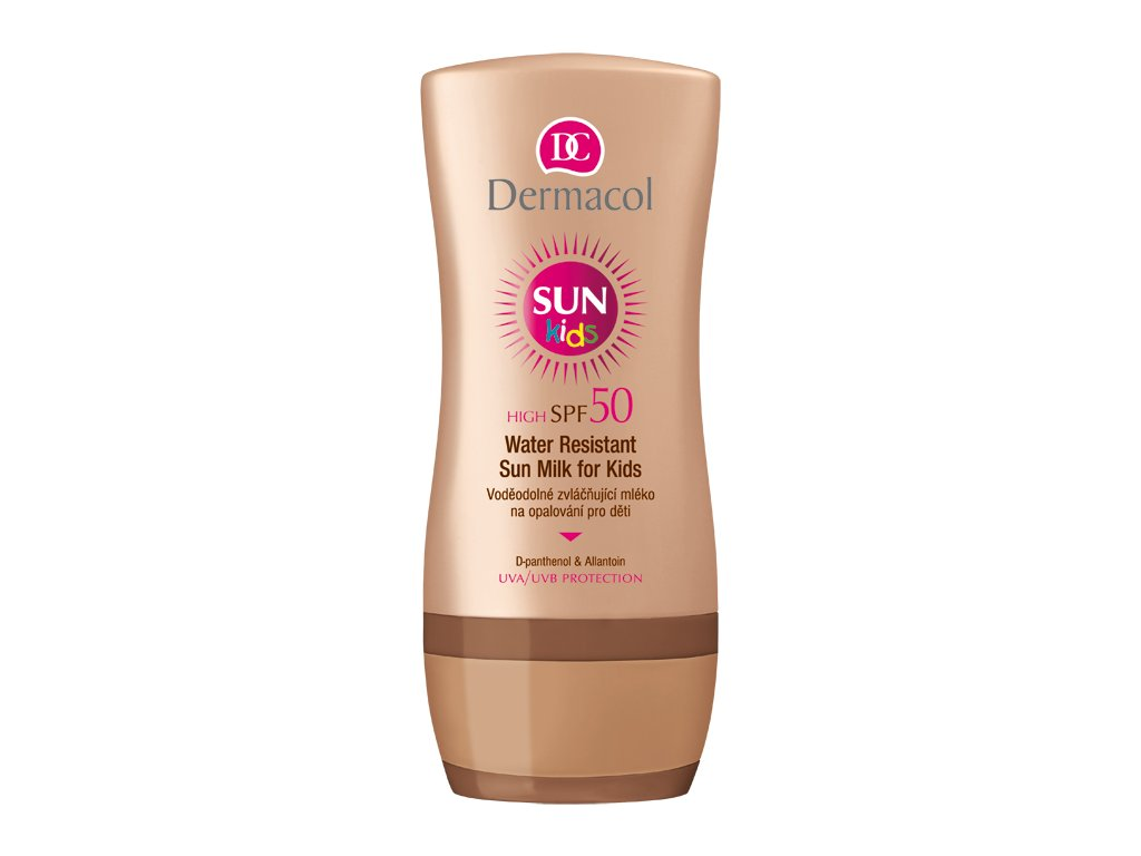 WATER RESISTANT SUN MILK FOR KIDS SPF 50