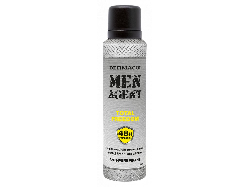 Men Agent Antiperspirant Total Freedom