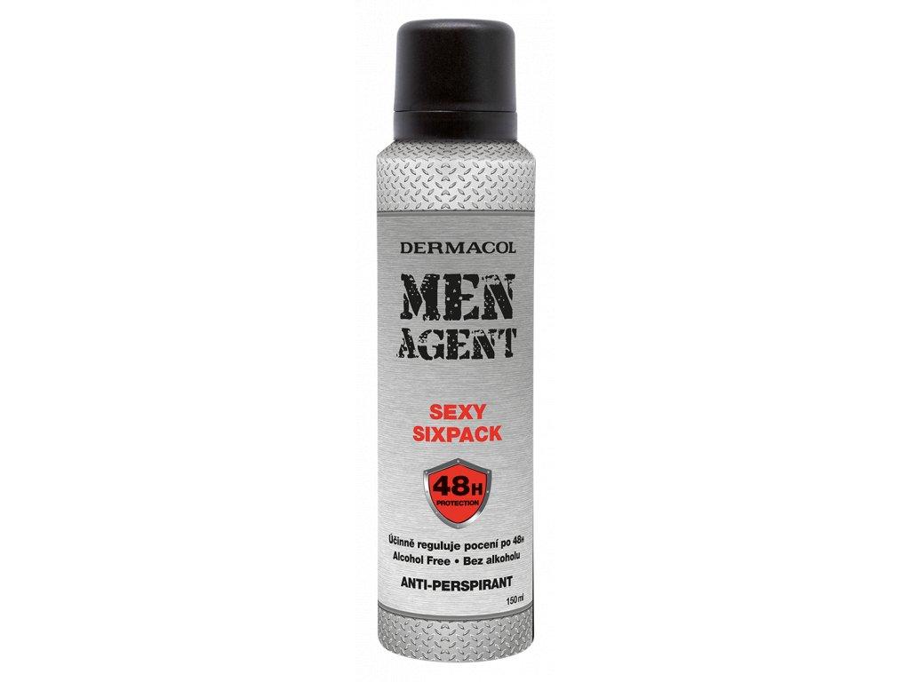 Antiperspirant Sexy sixpack