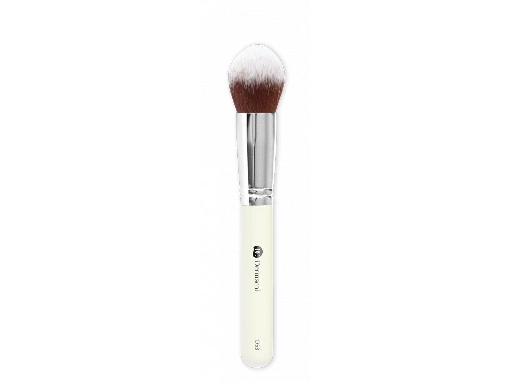 Blush & contouring brush