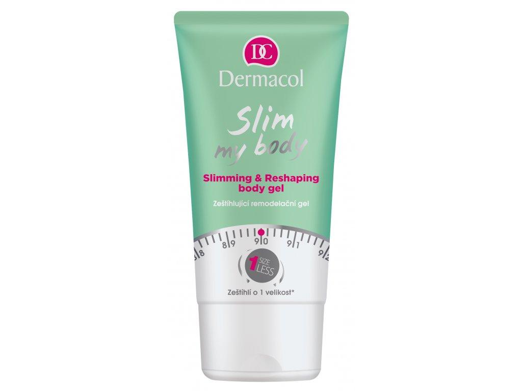 Slimming and reshaping slim my body gel