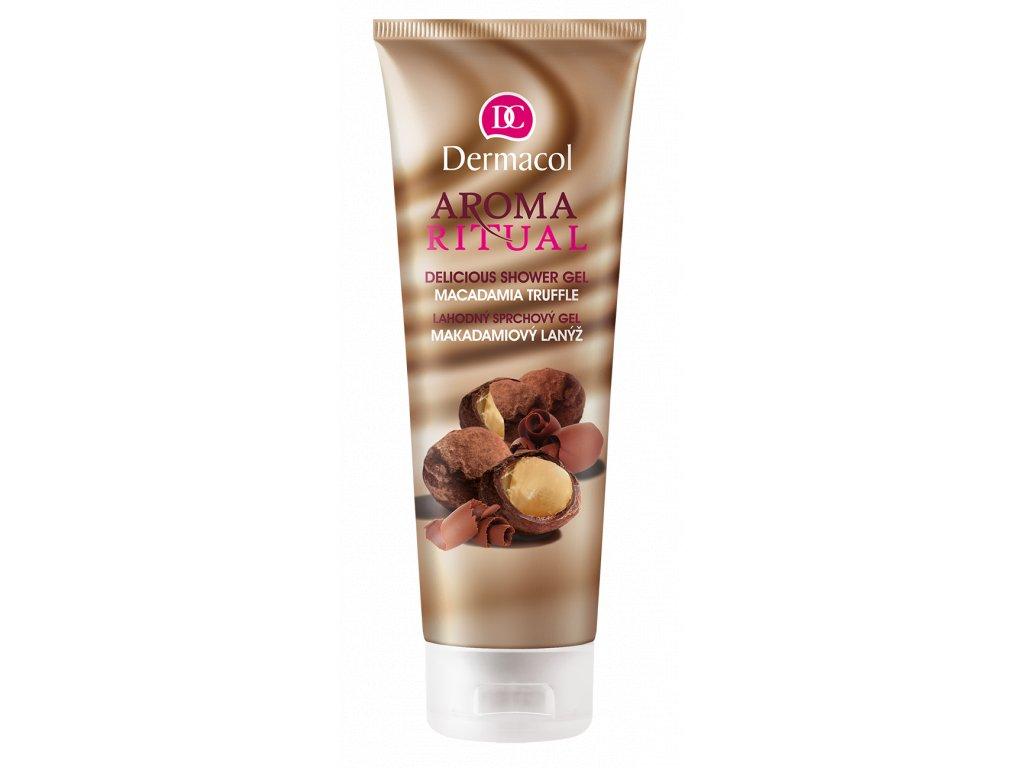 Aroma ritual delicious shower gel macadamia truffle