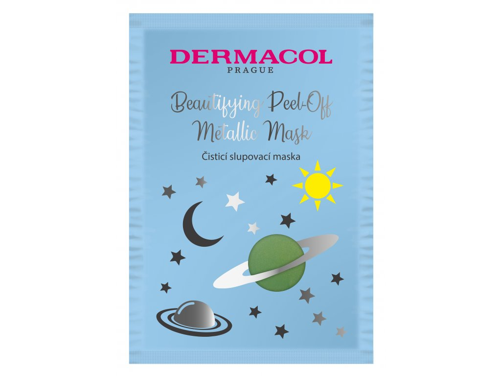 Beautifying Cleansing Peel-Off Metallic Mask