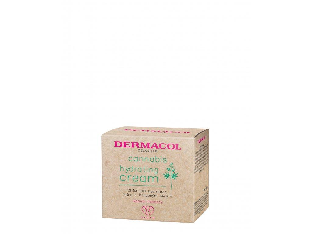 Cannabis face cream