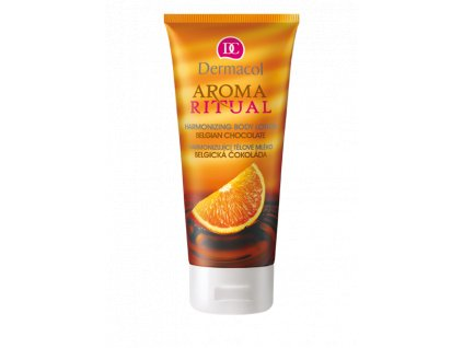 AROMA RITUAL BODY LOTION - BELGIAN CHOCOLATE