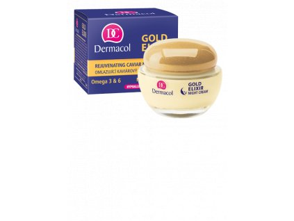 GOLD ELIXIR night cream
