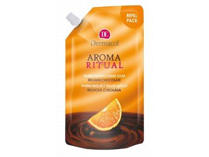 AROMA RITUAL LIQUID SOAP BELGIAN CHOCOLATE REFILL PACK