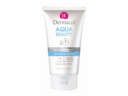 AQUA BEAUTY 3-IN-1 FACE CLEANSING GEL