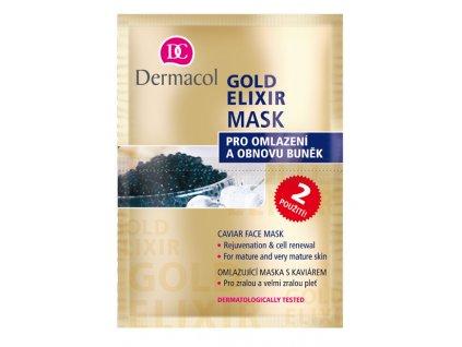 GOLD ELIXIR Mask