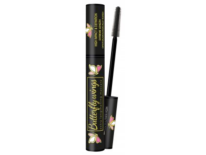 Butterfly wings mascara