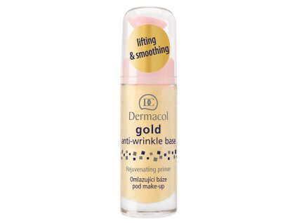 GOLD ANTI-WRINKLE MAKE-UP BASE 20ml