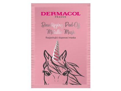 Beautifying Brightening Peel-Off Metallic Mask