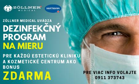 Dezinfekčný program ZDARMA│DermalneVyplne.sk