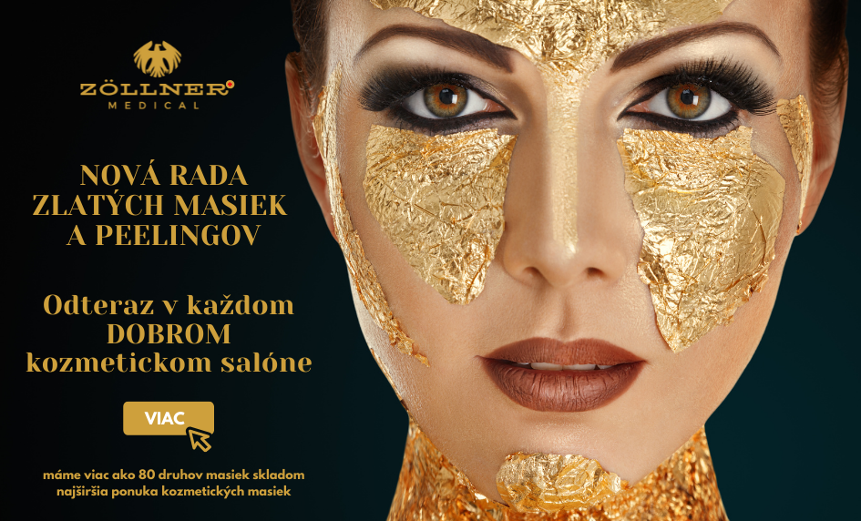 Nová rada zlatých masiek a peelingov
