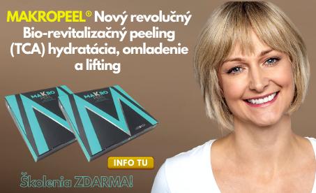 Makropeel - Biorevitalizačný chemický peeling │Zöllner Medical