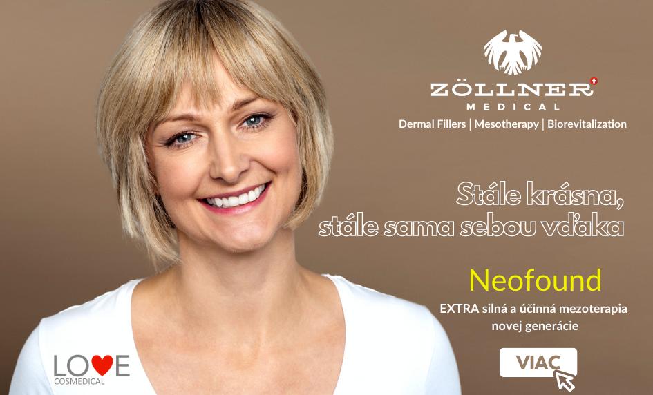 Neofound - Extra silná a účinná mezoterapia novej generácie│Zöllner Medical