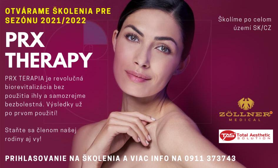 PRX Therapy školenia SK-CZ│Zöllner Medical