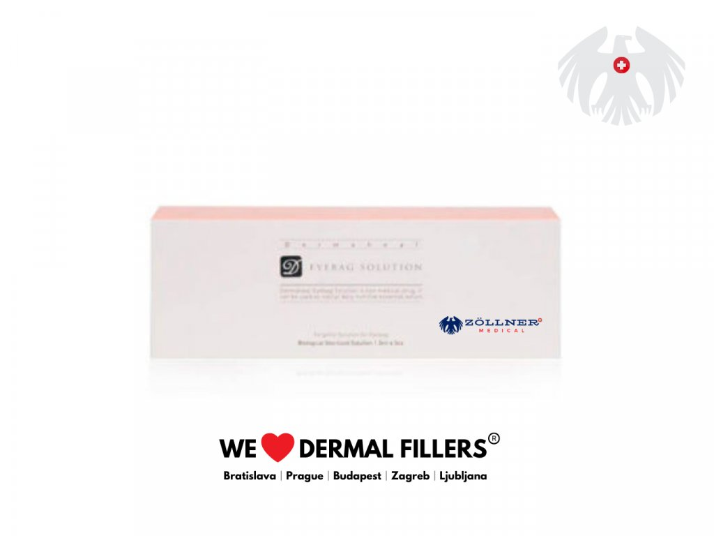 Dermaheal Eye Bag Solution │ Zöllner Medical