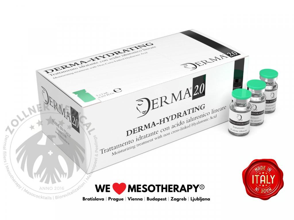 Derma Hydrating │Zöllner Medical