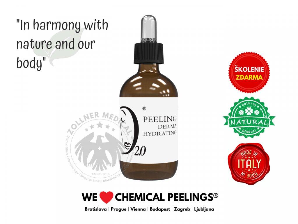 Derma Hydrating Peeling│Zöllner Medical