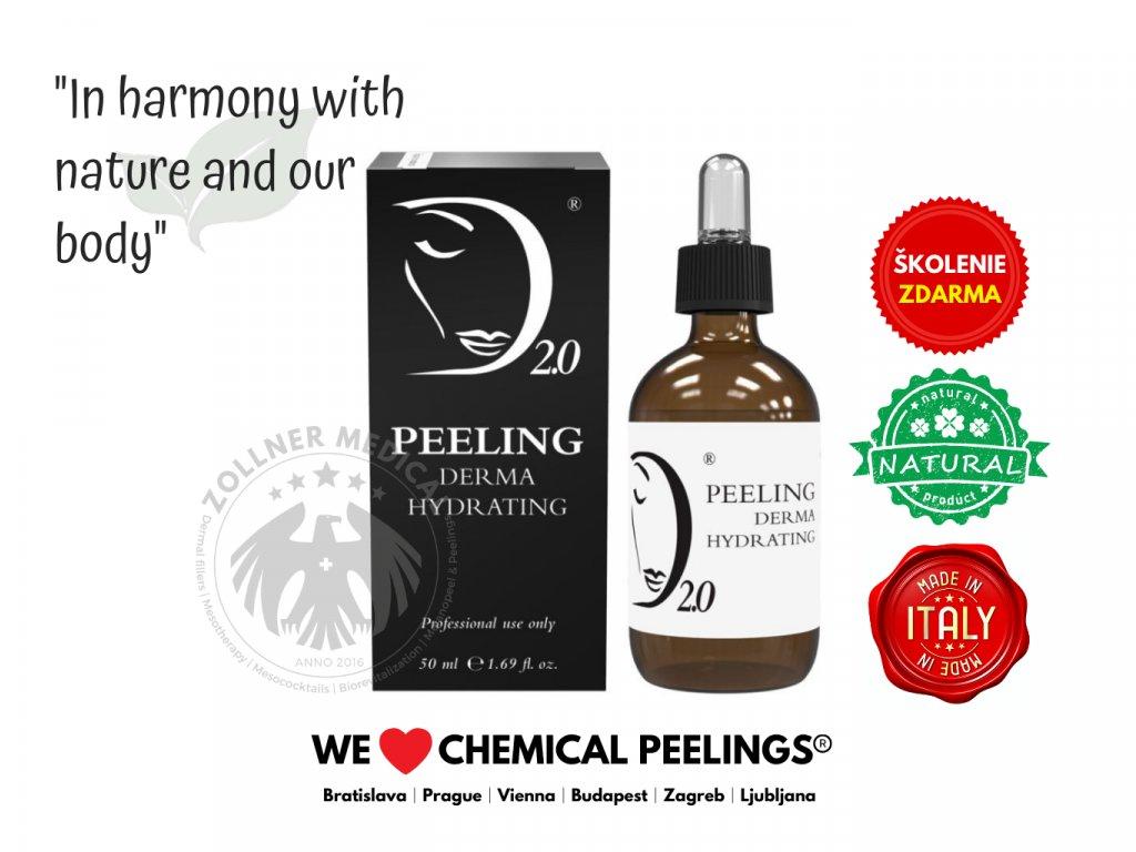 Derma Hydrating Peeling│Zöllner Medical min