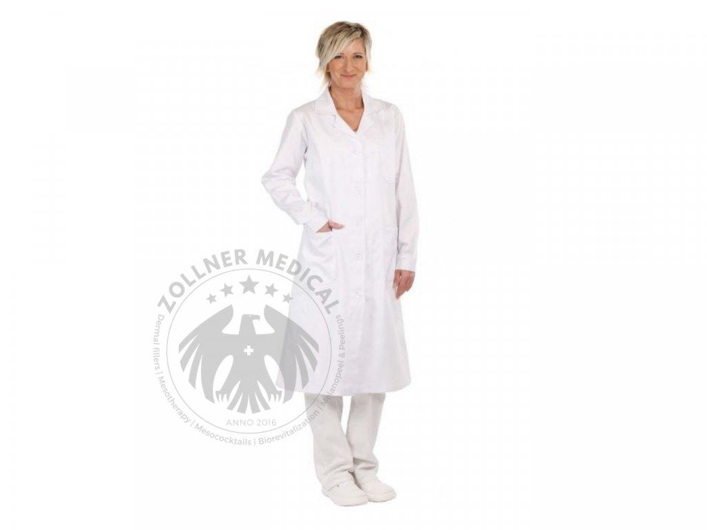 Dámsky pracovný medicínsky plášť│Zöllner Medical