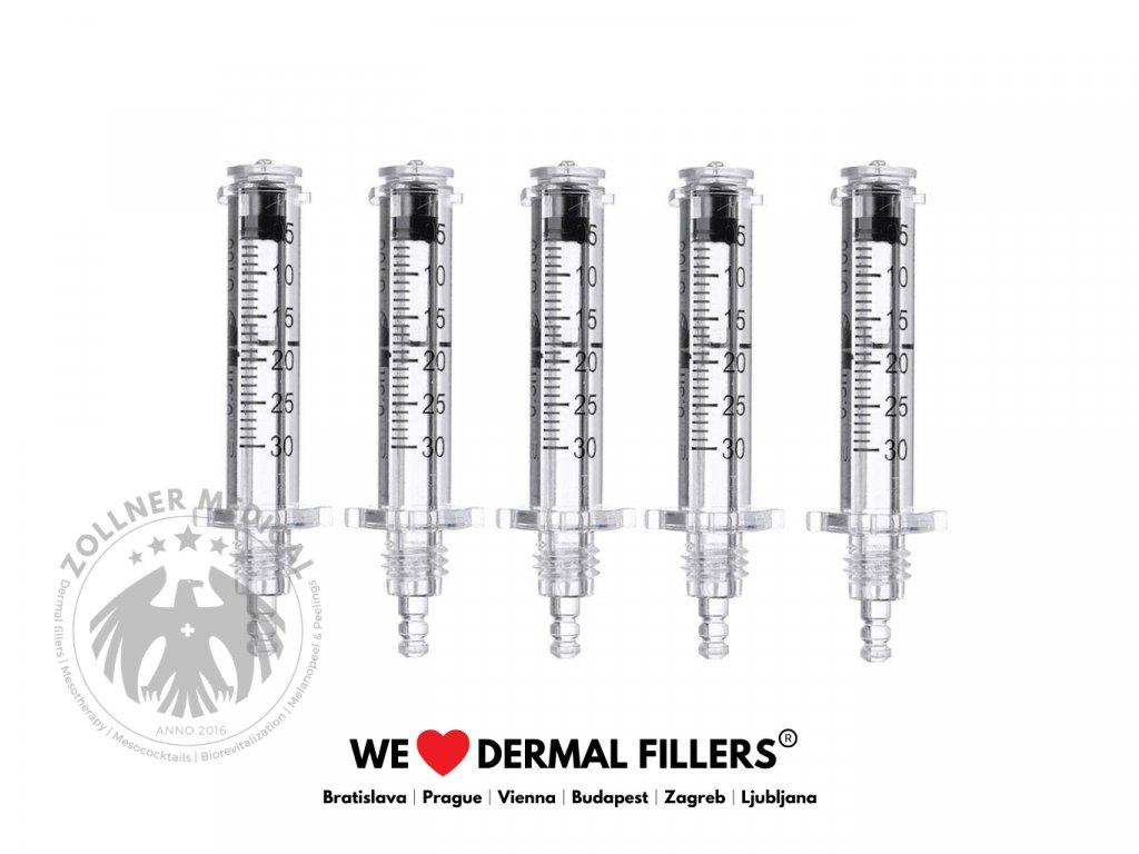 Hyaluron Pen ampulky náhradné│Zöllner Medical│DermalneVyplne.sk