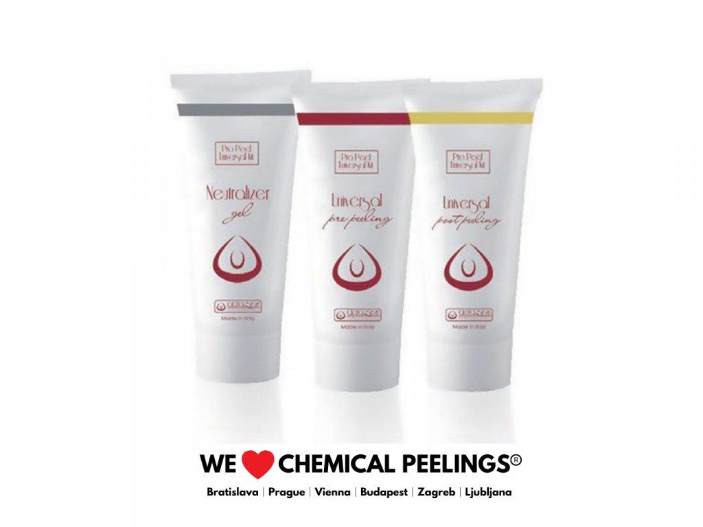 PRO PEEL Profesionálna post peelingová maska, 100g
