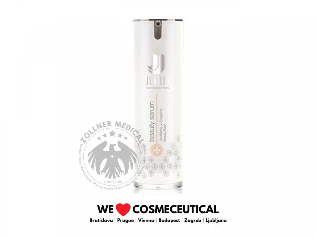 Juvilis Beauty Serum 30ml Koncentrované revitalizujúce sérum na tvár│Zöllner Medical│DermalneVyplne.sk