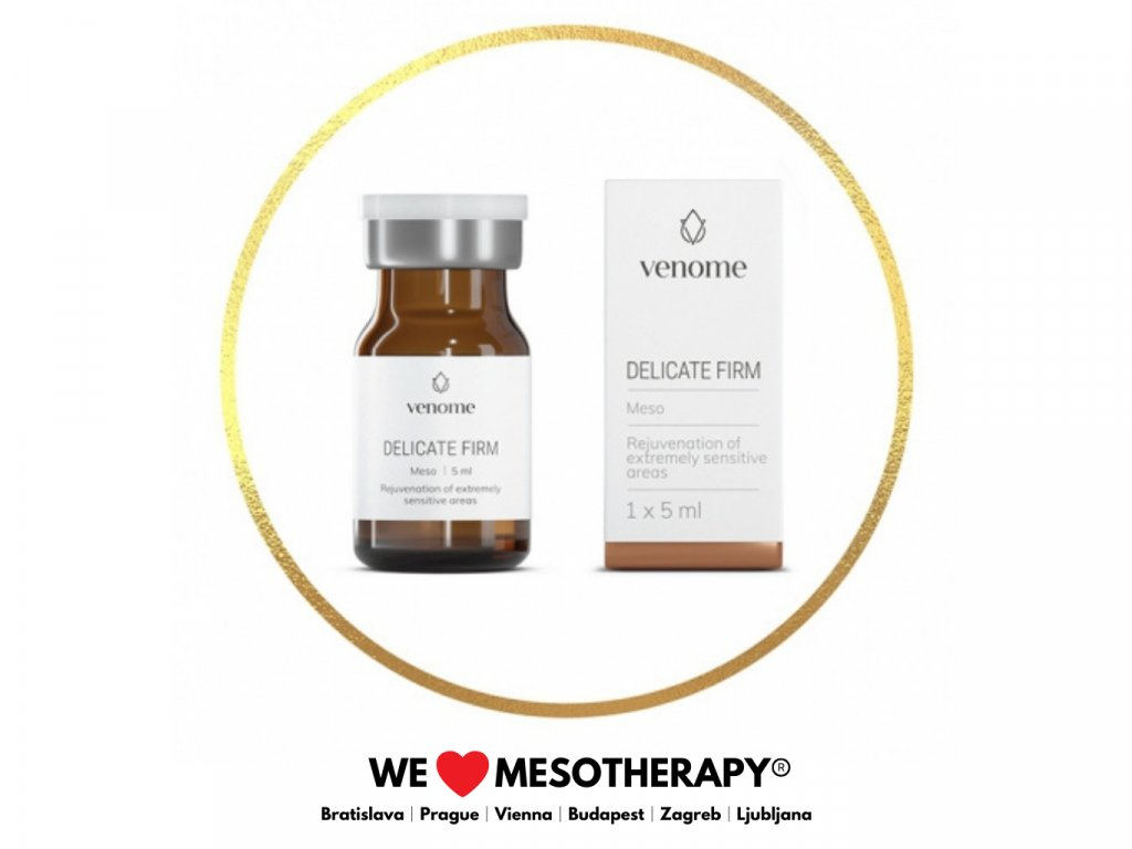 Venome Meso Delicate FIRM 5ml│Zöllner Medical│DermalneVyplne.sk