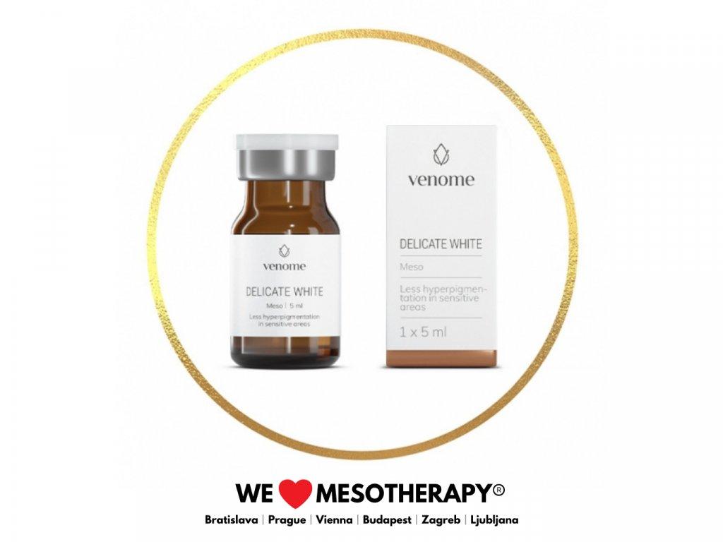 Venome Meso Delicate White 5ml│Zöllner Medical│DermalneVyplne.sk