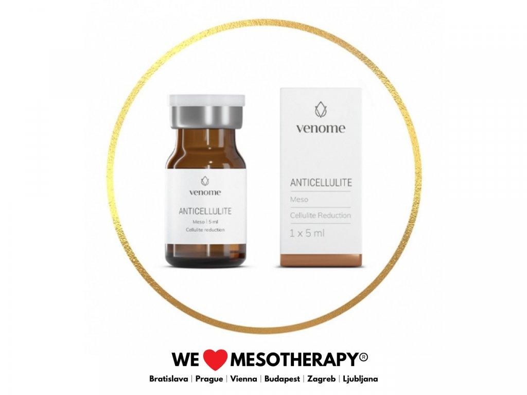 Venome Meso Anticellulite 5ml│Zöllner Medical│DermalneVyplne.sk