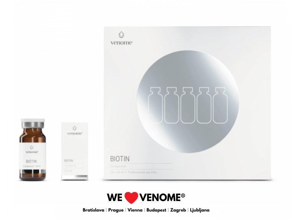 Venome Biotín 10 ML
