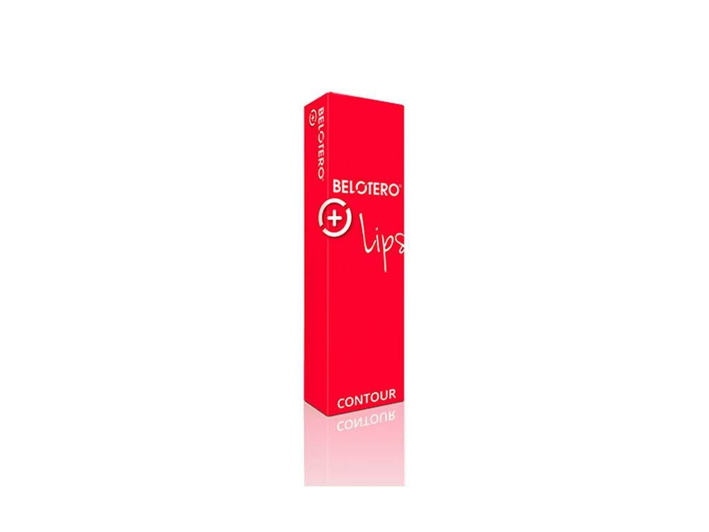 Belotero Lips Contour Lidocaine 0,6ml.