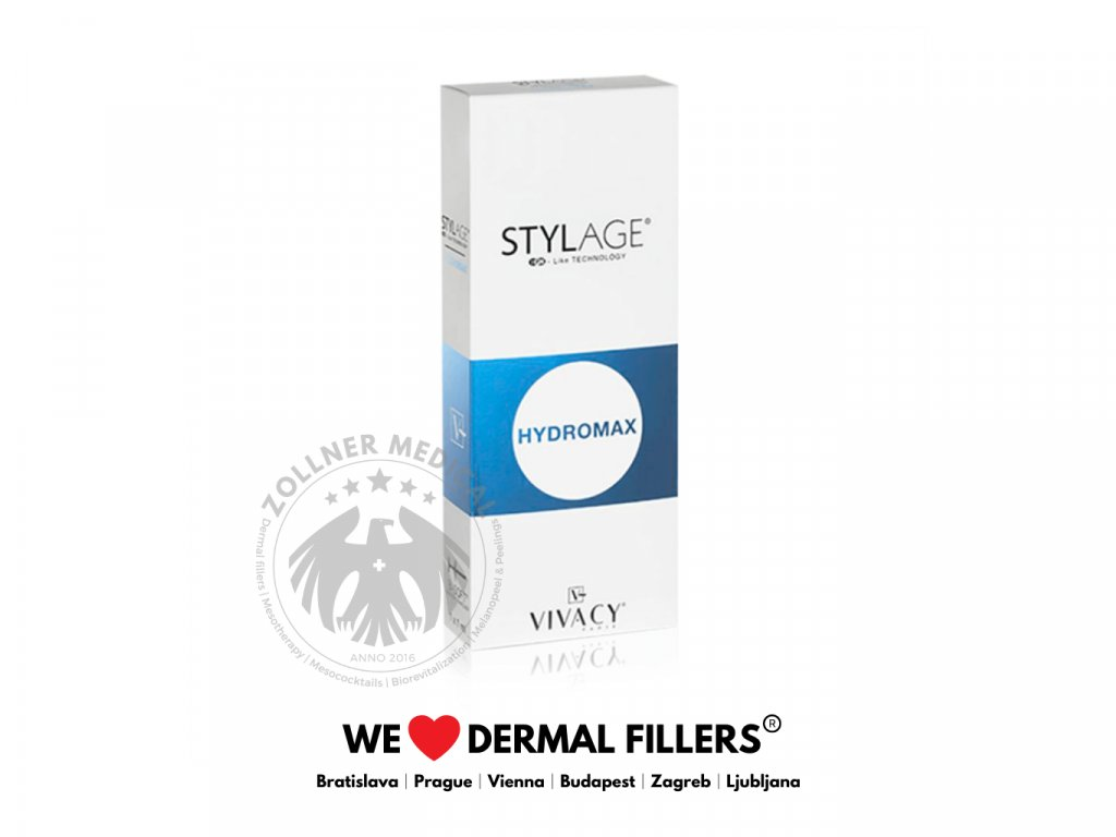 Stylage BiSoft HydroMax│Zöllner Medical│Dermalnevyplne.sk