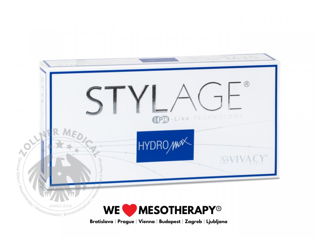 Stylage Hydro Max│Zöllner Medical