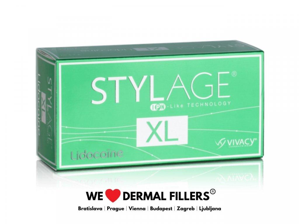 Stylage XL Lidocaine 1ml