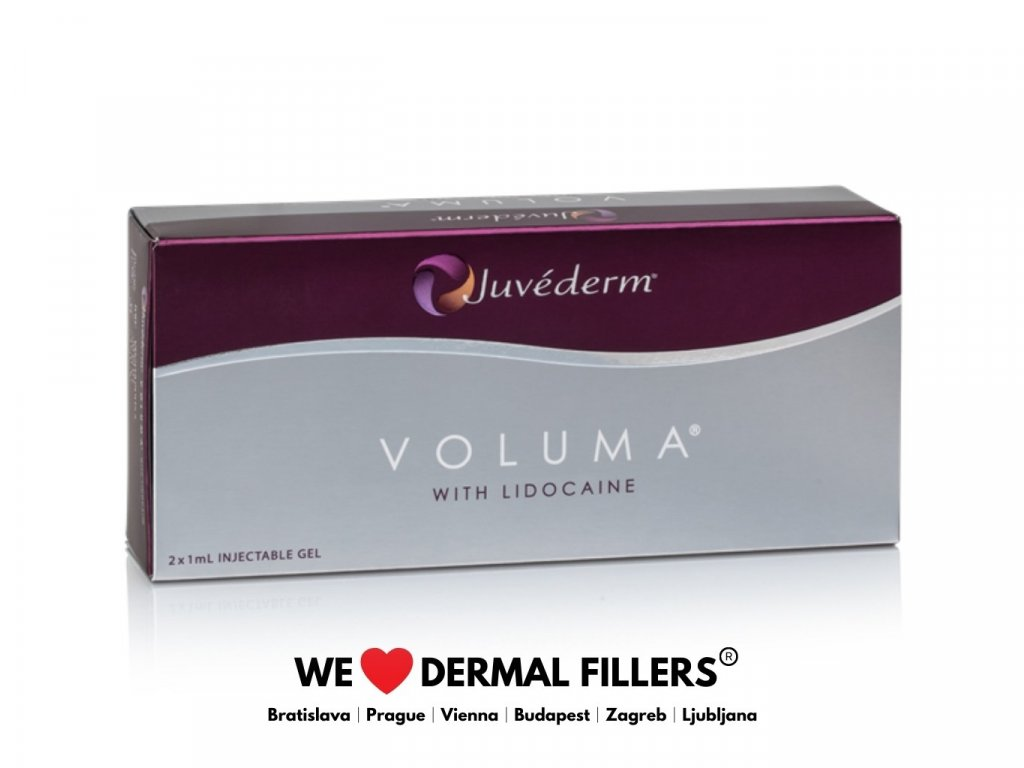 JUVEDERM® VOLUMA LIDOCAINE 1ML