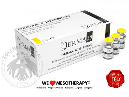 Derma Whitening│Zöllner Medical