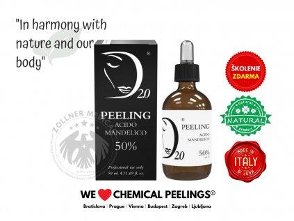 Mandelic Acid Peeling 50%│Zöllner Medical min